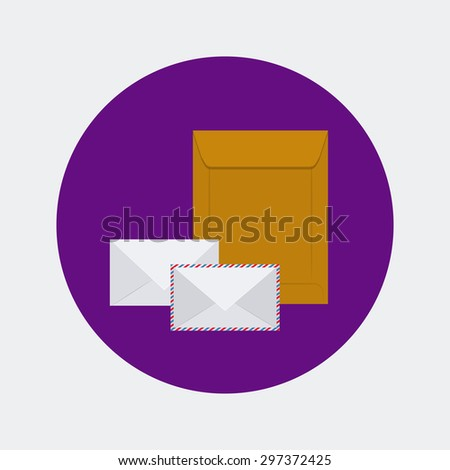 Outsourcing icons digital design, vector illustration eps 10 - stock vector