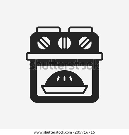 Oven Icon Stock Images, Royalty-Free Images & Vectors ...
