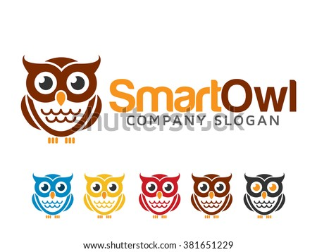 Owl Wisdom  Sothink Logo Shop