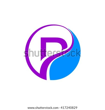 Stock Images, Royalty-...P Logo Name
