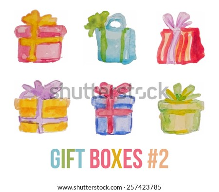Pack of gift boxes nr.2