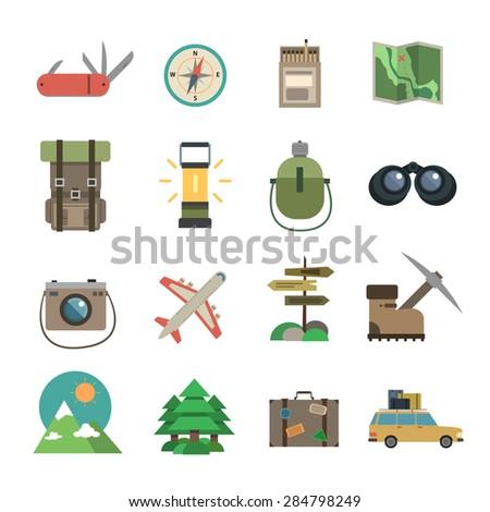 Package Tour Stock Vectors Vector Clip Art Shutterstock