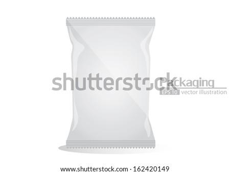 Packaging vector  - stock vector
