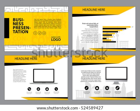 presentation layout design cover book presentation layout design