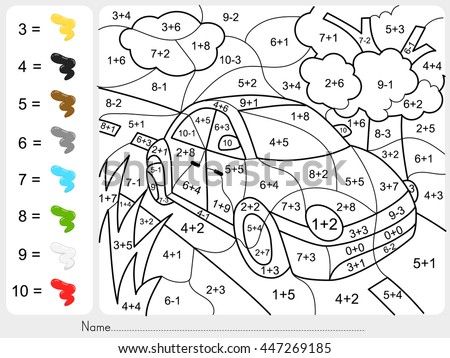 math worksheet : worksheet stock photos royalty free images  vectors  shutterstock : Vector Addition Worksheets