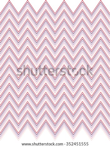 pale pink strip weave ornament variegated background