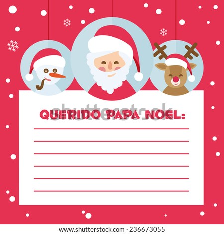 Papa noel stock photos images pictures shutterstock - Papa noel vector ...