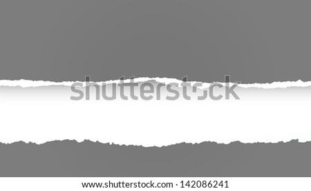 Paper - stock vector