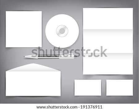 paper for Business vector