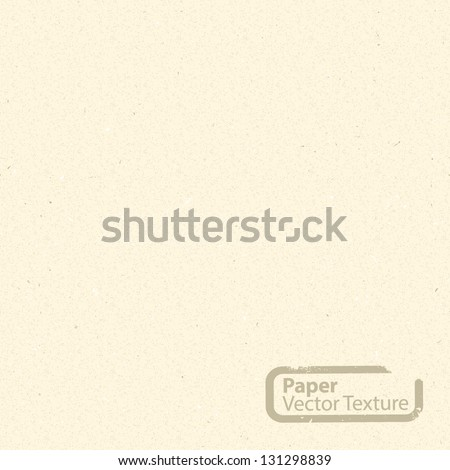 Paper seamless vector texture background - stock vector