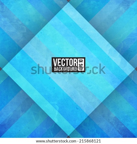 paper stripe banners with shadows on dark grey background - stock vector