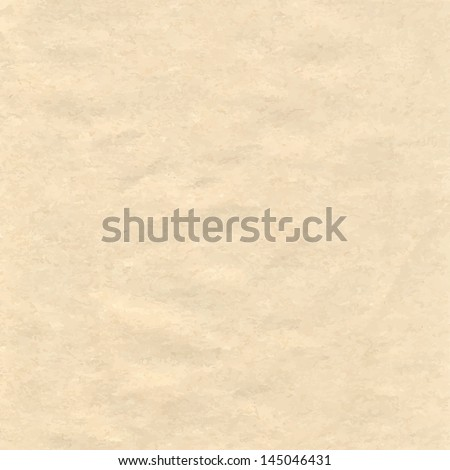 Paper texture background - vector - stock vector