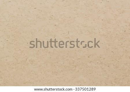 Paper texture, brown paper sheet - Vector - stock vector