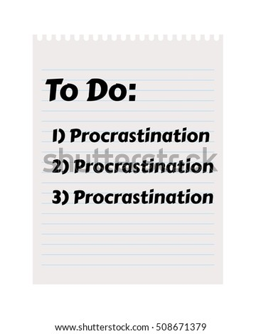 Any college students procrastinating from very important papers?