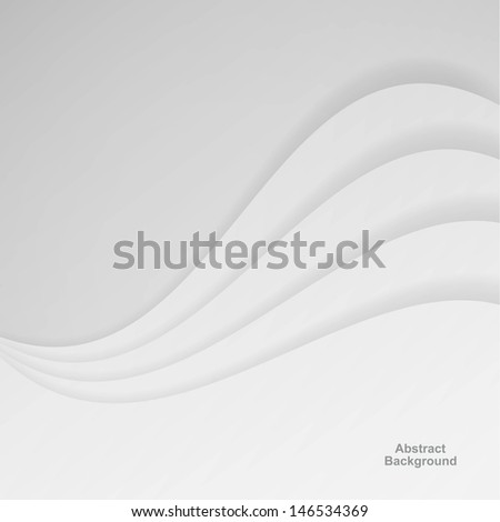 papers, layer by layer - stock vector