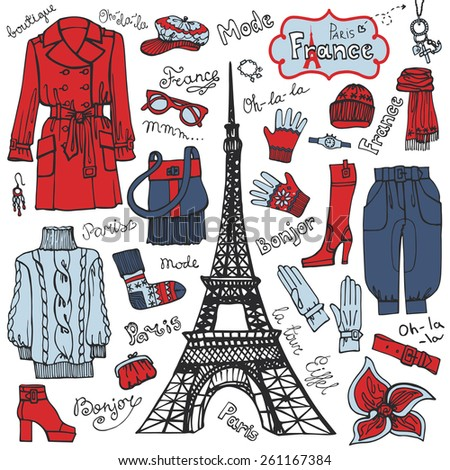 France shopping online clothing