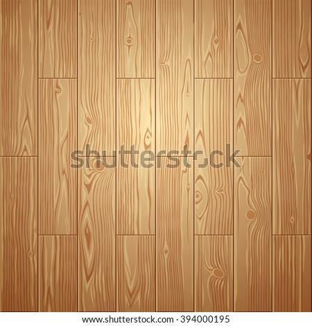 Parquet seamless floor texture. Editable vector pattern in swatches. - stock vector
