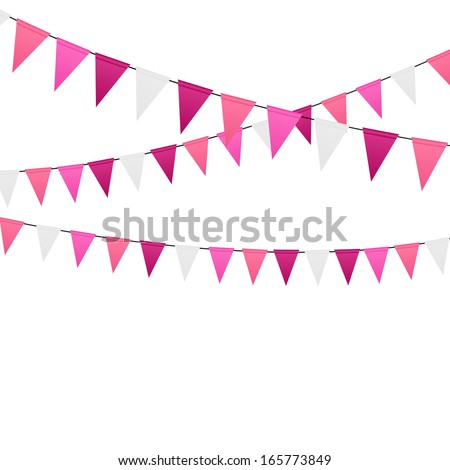 Party background vector illustration - stock vector