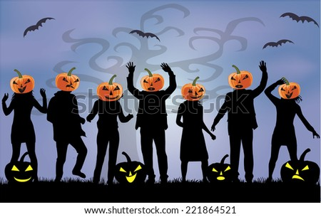 Party -Halloween