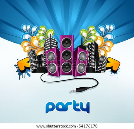 House music stock photos illustrations and vector art