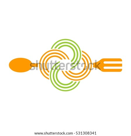 how to eat pasta with fork and spoon