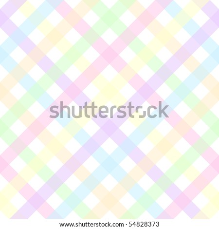 Pastel Plaid Vector