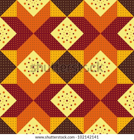 Patchwork pattern