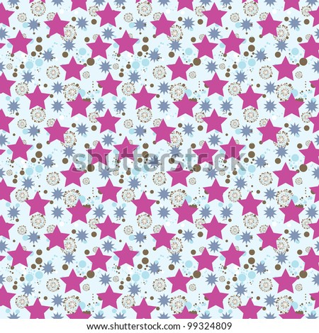 pattern - stock vector