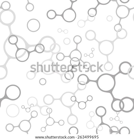 Pattern geometric vector pattern. Fun seamless background.  - stock vector