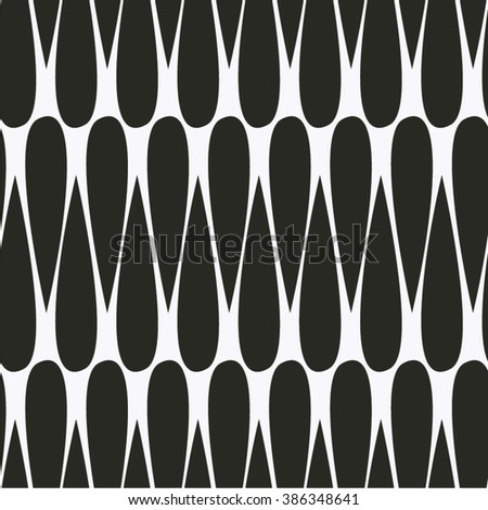 Pattern grid, drop, seamless vector background.