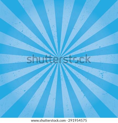 Pattern ray vector - stock vector