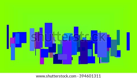 pattern style illustration abstract