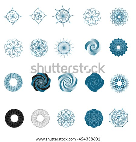 Pattern Textuer - stock vector