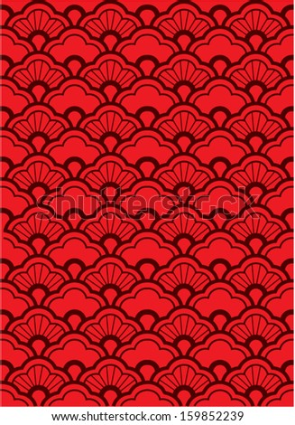 Pattern (Vector) - stock vector