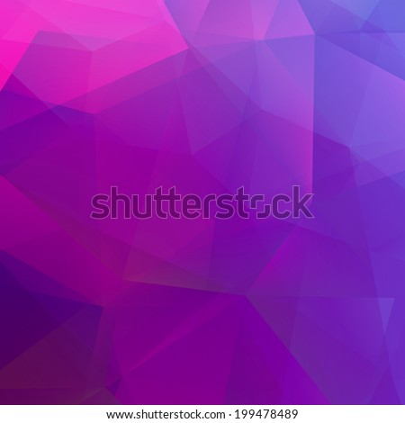 Pattern with geometric shapes Triangle.  And also includes EPS 10 vector - stock vector