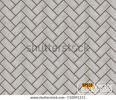 Pavement. vector - stock vector