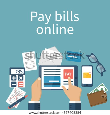 a discussion about banking on the web and paying bills online All bills and transactions can be accessed on the bill pay website, or through  typically, an online bill pay service that is backed by a bank or a.