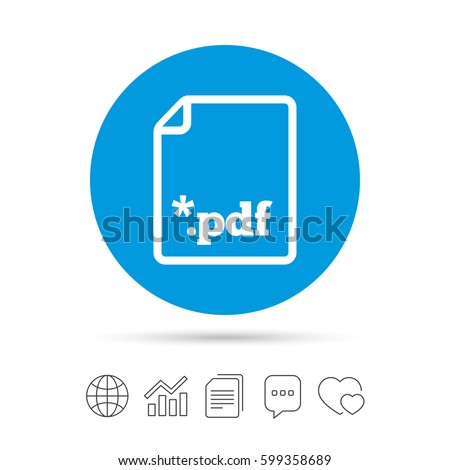 what is a pdf file extension