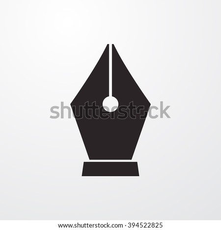 Pen icon, Pen icon eps10, Pen icon vector, Pen icon eps, Pen icon jpg, Pen icon picture, Pen icon flat, Pen icon app, Pen icon web, Pen icon art, Pen icon, Pen icon object, Pen icon flat, Pen icon UI - stock vector