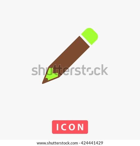 Pencil Icon Vector. Pencil Icon Logo. Pencil Icon Picture. Pencil Icon Image. Pencil Icon Graphic. Pencil Icon Art. Pencil Icon UI. Pencil Icon EPS. Pencil Icon AI. Pencil Icon Drawing - stock vector