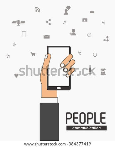 People icon design
