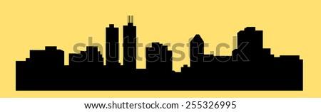 Peoria, Illinois - stock vector