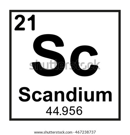 List of synonyms and antonyms of the word scandium symbol scandium symbol sc stock photo picture and royalty free image urtaz Choice Image