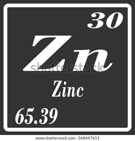 An Overview Of The Chemical Element With The Symbol Zn Zinc Research