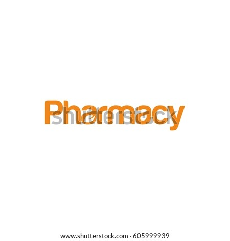 Community Pharmacy Logo Template Stock Vector 342152150 - Shutterstock