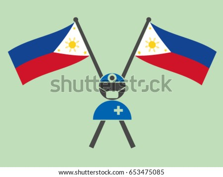 Philippines Emblem Doctor Surgery