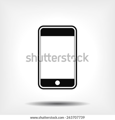 phone icon. Vector  Eps 10  - stock vector