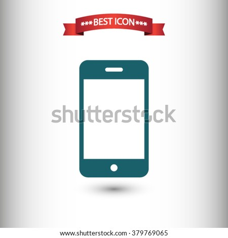 Phone icon vector, phone icon eps10, phone icon illustration, phone icon picture, phone icon flat, phone icon, phone web icon, phone icon art, phone icon drawing, phone icon, phone icon jpg - stock vector