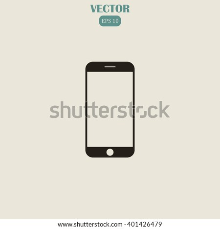 Phone icon vector, phone icon eps10, phone icon illustration, phone icon picture, phone icon flat, phone icon, phone web icon, phone icon art, phone icon drawing, phone icon, phone icon jpg - stock vector
