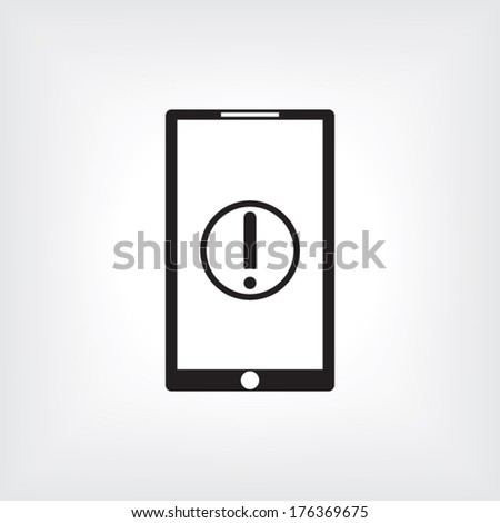 phone  - Vector icon